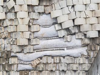 Sở Xây dựng Khánh Hòa nói gì sau khi nhiều mảng tường rơi rụng xuống nhà dân?