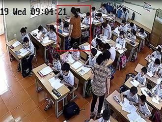Vì sao hai giáo viên cùng đánh tới tấp nhiều học sinh, nhưng chỉ một người bị kỷ luật?