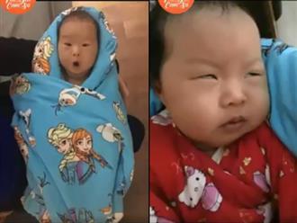 Những em bé có khuôn mặt hài hước khiến 'thượng đế cũng phải cười'