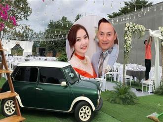 Những hình ảnh đầu tiên trong đám cưới Tiến Đạt ở quê nhà
