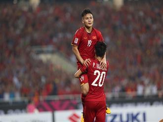 Những khoảnh khắc đẹp của Quang Hải - người góp công đưa VN vào chung kết