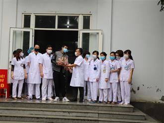 Ninh Bình: Bệnh nhân thứ 18 mắc Covid-19 được xuất viện