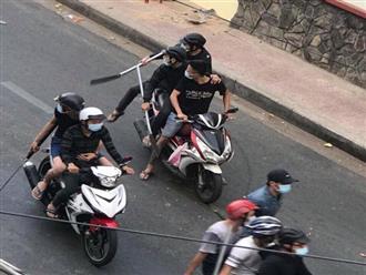 Gần 30 thanh niên nổ súng, hỗn chiến giữa Sài Gòn