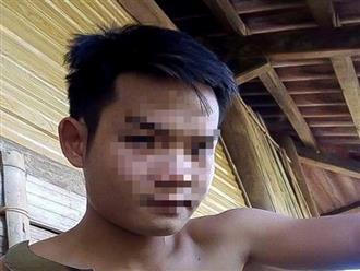 Chân dung thanh niên nghi siết cổ em gái lớp 9 tử vong tại Điện Biên: Thường đăng ảnh ăn chơi, bạo lực lên mạng