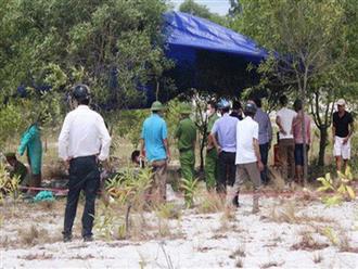 Điện Biên: Bàng hoàng phát hiện thi thể bé trai mới sinh được chôn dưới đất, nghi bị đâm tử vong