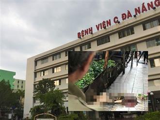 Đà Nẵng: Nữ bệnh nhân nhảy từ tầng 4 xuống đất sau khi biết mắc bệnh lao