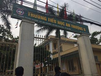 Hà Nội: Nữ giáo viên tiểu học dùng thước và cán cờ đánh 9 học sinh vì viết chữ xấu