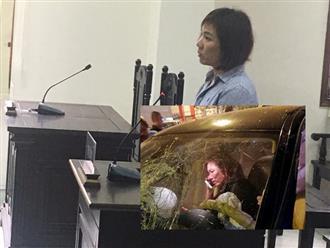 Nữ tài xế BMW giải thích câu nói 'để em lo' và hành động ngồi trên xe gọi điện dù thi thể nạn nhân bị mắc dưới gầm