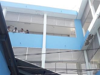 Nữ y sĩ dự phòng nhảy từ lầu 2 bệnh viện xuống đất nguy kịch