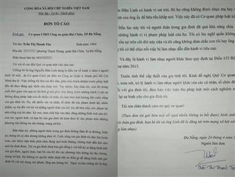 """Vợ ông Nguyễn Hữu Linh rút đơn tố cáo những người """"làm nhục"""" gia đình, đề nghị CA đảm bảo trật tự tại nhà riêng"""