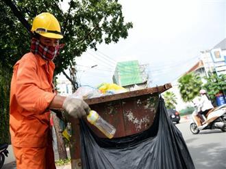 Ở TP.HCM không phân loại rác, coi chừng bị phạt 20 triệu