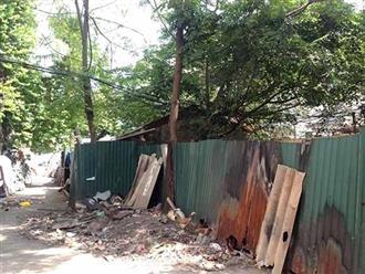 """""""Ôm"""" đất vàng 20 năm, dự án của Công ty TNHH Xây dựng IDC biến thành bãi rác"""