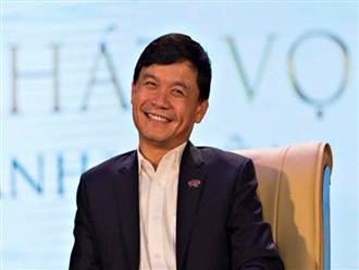 Ông Đặng Lê Nguyên Vũ hỏi 'Tiền nhiều để làm gì?' và đây là câu trả lời của Shark Phú