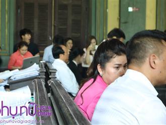 Ông Đặng Lê Nguyên Vũ nổi nóng giữa tòa khi bị vợ chất vấn: 'Cô ngồi xuống đi, đừng đứng đây mà đôi co'