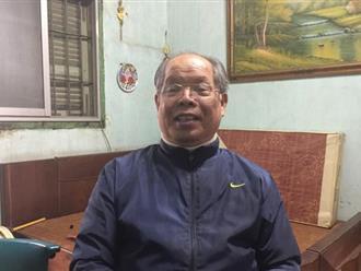 """PGS Bùi Hiền tuyên bố dừng toàn bộ việc nghiên cứu bảng chữ cái """"Tiếw Việt"""" cải tiến"""