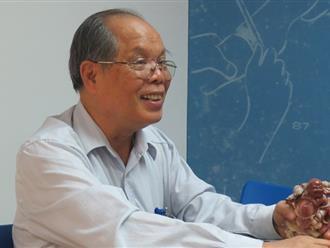Nóng: PGS.TS Bùi Hiền công bố thời điểm trình làng đầy đủ bộ chữ cái 'Tiếq Việt'