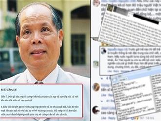 PGS.TS Bùi Hiền lý giải cách đọc bảng chữ cái 'Tiếq Việt' phần 2: Soi phản ứng của cư dân mạng