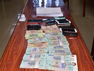 Phá đường dây cá độ bóng đá 1 triệu đô ở Ninh Bình