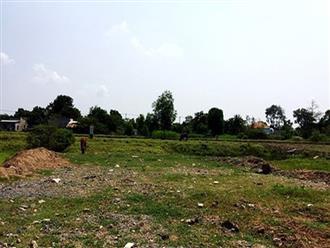Phân lô, bán nền trái phép trên đất nông nghiệp vùng ven gia tăng