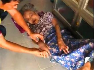 Phẫn nộ nghịch tử bạo hành mẹ già dù được cho tiền tỷ để phụng dưỡng