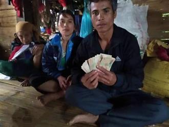 Phát hiện 10 triệu đồng trong quần áo cũ mạnh thường quân tặng, người đàn ông nghèo có hành động không ai ngờ tới