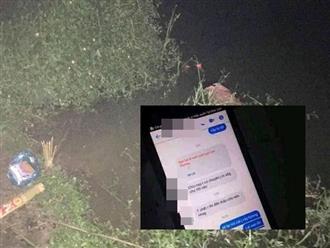 Hé lộ tin nhắn cuối cùng của nữ sinh tử vong cùng bạn dưới hồ: 'Nếu tao chết thì đến thắp cho tao nén nhang'