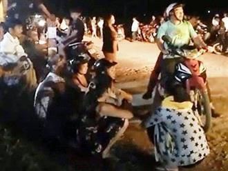 Bình Định: Người dân khóc nghẹn khi phát hiện thi thể 4 nam học sinh chết đuối thương tâm