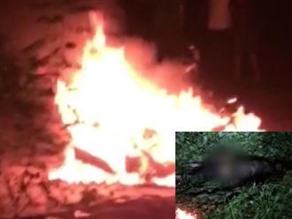 Phát hiện thi thể người phụ nữ 50 tuổi cháy đen cạnh xe máy trong công viên: Người thân tiết lộ thông tin bất ngờ
