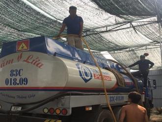 Phát hiện vụ rút ruột xăng dầu cực lớn ở TP Hồ Chí Minh