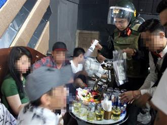 Hàng chục nam nữ 'phê' ma túy trong quán bar ở Đồng Nai