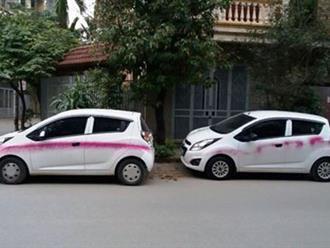 Trích xuất camera truy tìm đối tượng phun sơn hàng loạt xe ô tô