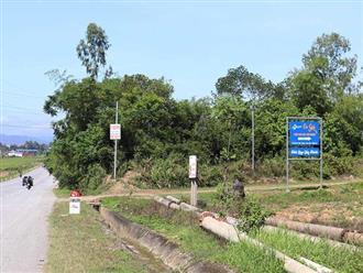 Rầm rộ xây dựng khu sinh thái 4ha không phép dưới núi Đại Huệ