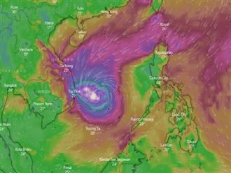 Sân bay đóng cửa, hàng không hoãn, hủy, bay sớm hàng chục chuyến bay tránh bão số 6