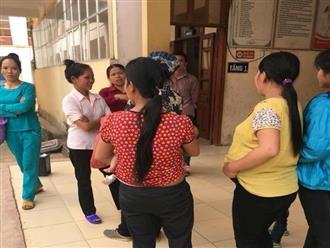 Hòa Bình: Sản phụ bỏ con lại bệnh viện sau 3 tiếng sinh con
