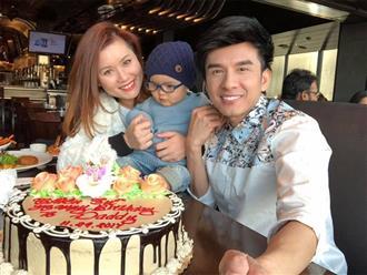 Sao Việt 24h: Lần đầu tiên con trai đáng yêu của Đan Trường đón sinh nhật bố