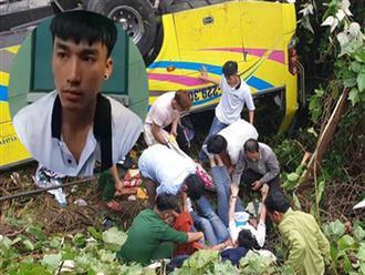 """Sinh viên thoát chết kể lại giây phút kinh hoàng khi xe khách lao xuống đèo Hải Vân: """"Mở mắt, em thấy mình vướng trên một cái cây gãy..."""""""