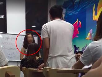 """Sở GD-ĐT Hà Nội vào cuộc xác minh clip cô giáo tiếng Anh xưng hô mày - tao, chửi học viên là """"con lợn"""" vì 100k tiền phạt"""