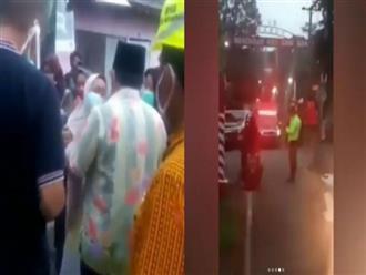 Sợ lây bệnh, dân làng Indonesia không cho chôn cất nữ y tá qua đời vì nhiễm Covid-19