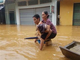 """Sơn La thiệt hại nặng nề, nhiều gia đình """"trắng tay"""" sau mưa lũ"""
