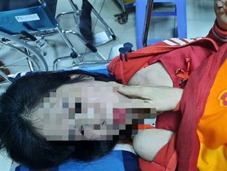 Vụ người phụ nữ nghi bị chồng hờ bạo hành, đập đầu vào tường đến ngất xỉu: Hé lộ sự thật bất ngờ