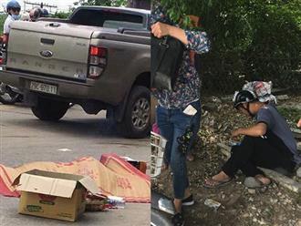 Tai nạn khiến nam thanh niên tử vong tại chỗ: Em trai thất thần ngồi bên vệ đường khóc thương anh ruột