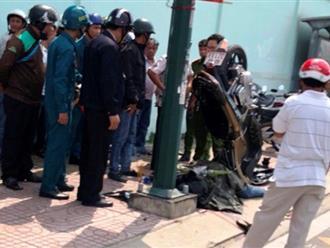 Tai nạn giao thông kinh hoàng ở Đồng Nai