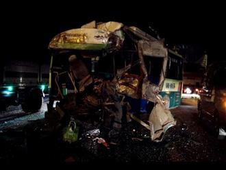 Tai nạn liên hoàn trên quốc lộ 20, 1 người chết, 6 người cấp cứu