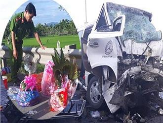 Tai nạn thảm khốc trên đường rước dâu khiến 17 người thương vong: Rùng mình lời kể của người thân may mắn sống sót
