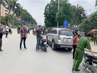 Tài xế xe con bị 5 thanh niên đánh hội đồng dẫn đến tử vong