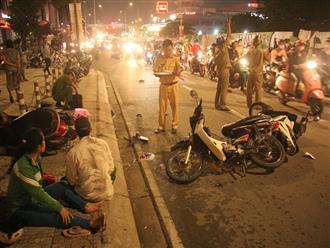 """Tài xế xe """"điên"""" cuốn hàng loạt xe máy vào gầm, khiến 5 người thương vong ở Sài Gòn khai gì?"""
