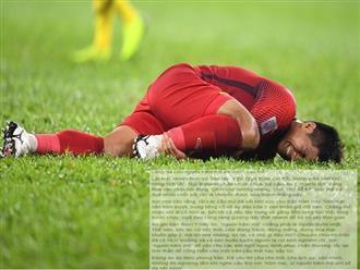 Tâm thư gửi những kẻ gọi Đức Chinh là tội đồ: 'Xin để yên cho các cầu thủ nghỉ ngơi, hồi phục chấn thương'
