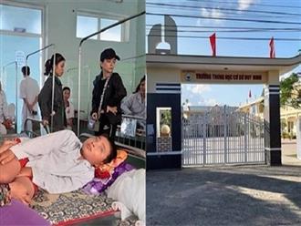 Tát bạn 230 cái ở Quảng Bình: Vì sao 23 học sinh không phản đối cô giáo?