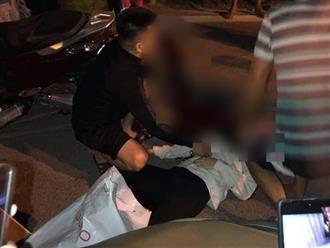 Thái Nguyên: Đang đi đường, người phụ nữ bị nam thanh niên rút dao đâm nguy kịch