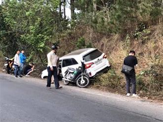 Tai nạn đau lòng mùng 6 Tết: Thai phụ 22 tuổi mang thai 20 tuần tử vong sau tai nạn